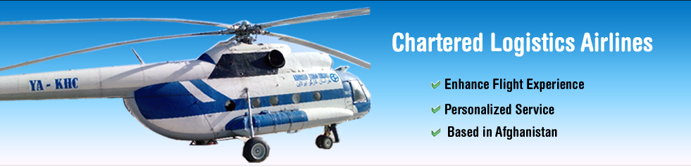 afghanistan chartered airlines